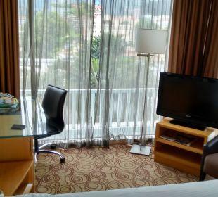 Zimmer Nr. 409 Crystal Club Superior Park Hotel Clarke Quay