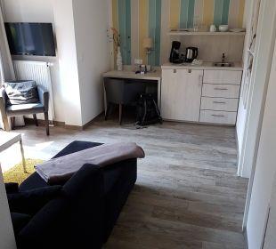 TOP modern und sauberer Wohnbereich Hotel Tide42