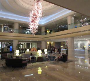 Rezeption Carlton Hotel Singapore
