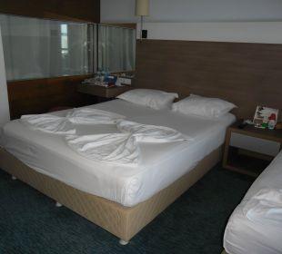 A tidy room Hotel Concorde De Luxe Resort