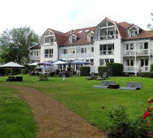 Außenansicht Hotel Victoria am See