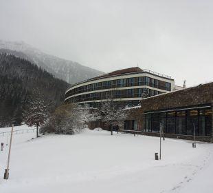 Außen Kempinski Hotel Berchtesgaden