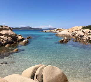 Unser Lieblingsstrand auf Sardinien! L'Ea di Lavru
