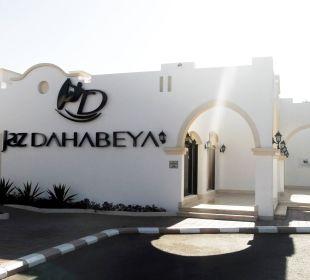 Hotel Entrance  Jaz Dahabeya