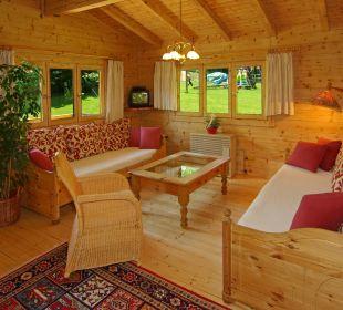 Ferienhäuser im Hotelgarten mit Hotel Package Gartenhotel Rosenhof