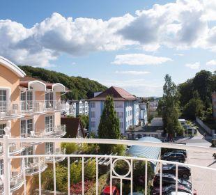 Doppelzimmer Landseite Hotel Travel Charme Kurhaus Sellin
