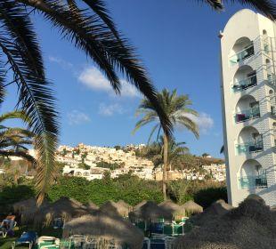 Außenansicht Marinas de Nerja Beach & Spa