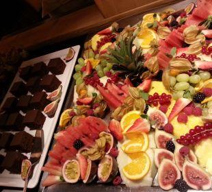 Samstagabend Buffet Gartenhotel THERESIA