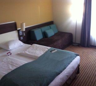 Zimmer 602 Hotel Mercure München Neuperlach Süd