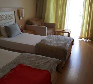 Sehr schönes Zimmer Hotel Titan Select