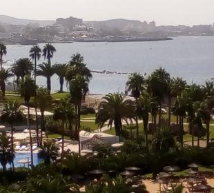 Ausblick Hotel Riu Palace Tenerife