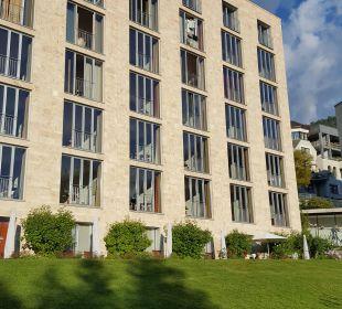 Anbau Hotel Saratz