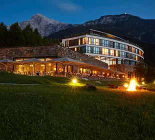 Außenansicht Kempinski Hotel Berchtesgaden