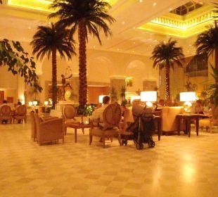 Hall główny Hotel Mövenpick Resort & Marine Spa Sousse