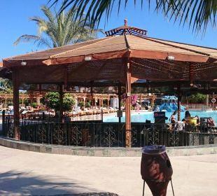 Bar die im Pool ereichbar ist Hawaii Le Jardin Aqua Park