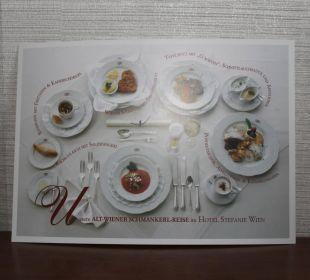 Gourmet Essen Hotel Stefanie