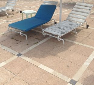 Chaise longue Hotel Club Acquaviva