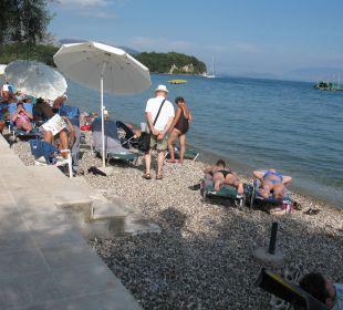 Kein Strand zum Erholen Hotel Elea Beach