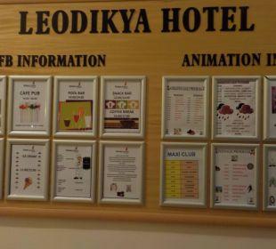 Informationen Kirman Leodikya Resort