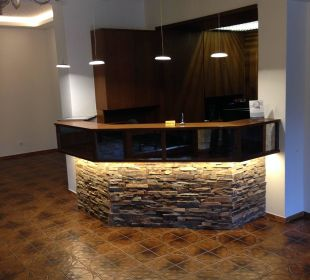 Rezeption / Lobby nach Umbau Moselromantik Hotel Thul