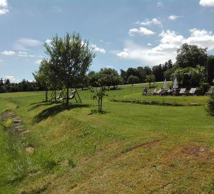 Gartenanlage Landhotel Talblick