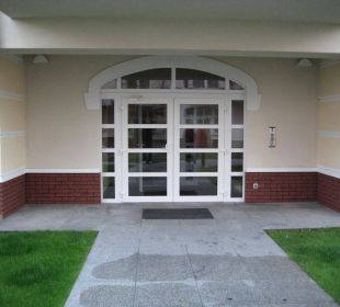 Eingangsbereich Baltic Home Apartments