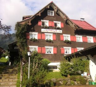 Gasthof Kreuz in Hirschegg/Kleinwalsertal Gasthof Kreuz