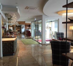 Lobby Hotel Das Rübezahl