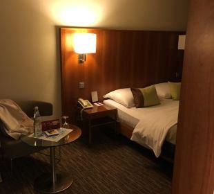 Bett K+K Hotel am Harras