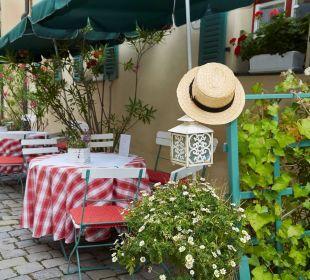 Straßengastronomie Flair Hotel Weisses Roß