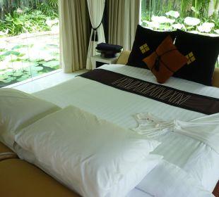 Schlafzimmer Hotel Banyan Tree Phuket