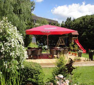 Duckstein-Lounge Hotel-Pension Altes Forsthaus