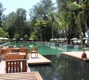 Sands Pool Hotel Tanjung Rhu Resort