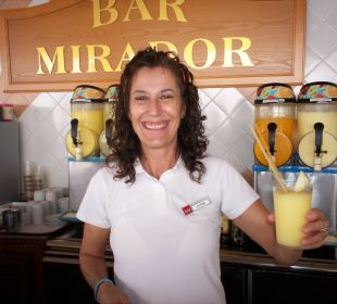 An der Poolbar ClubHotel Riu Vistamar
