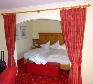 Junior Suite Treff Alpenhotel Kronprinz
