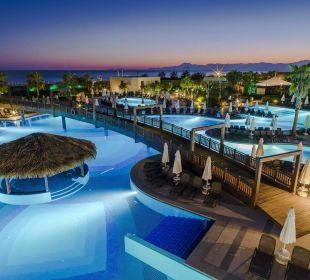 Poolanlage Sherwood Dreams Resort