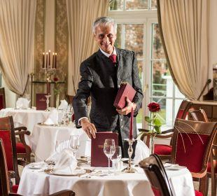 Maitre im Park Restaurant Grand Park Hotel Health & Spa