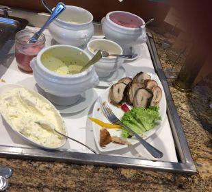 Frühstücksbuffet Seehotel Großherzog von Mecklenburg