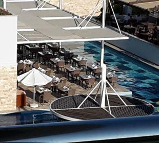 Erweiterte Terrasse Restaurant TUI SENSIMAR Belek Resort & Spa