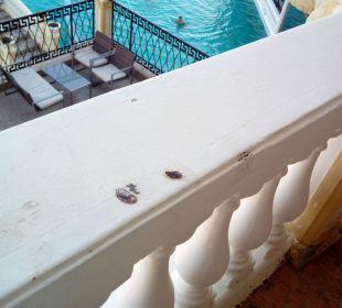 Balkon Victoria Palace Hotel & Spa