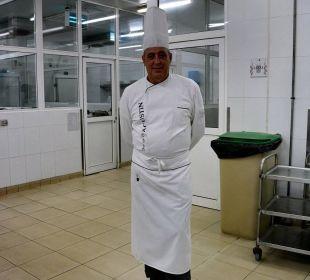 Unsersuper Koch Hotel Riu Garoe