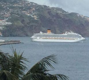 Ausblick Hotel The Cliff Bay (PortoBay)