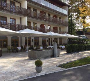 Neue Terasse Hotel Lindenwirt