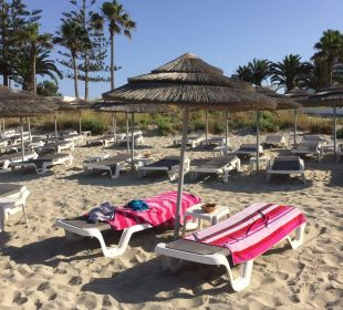 Immer SAUBER Hotel Nissi Beach Resort