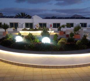 Nachtimpressionen Hotel Las Costas