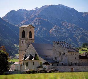 UNESCO Weltkulturgut Kloster St.Johann Swiss-Historic-Hotel Münsterhof