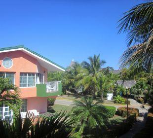 Bungalow Außenansicht Barcelo Solymar Beach Resort