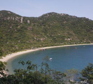 Strand/Bucht Hotel Six Senses Ninh Van Bay