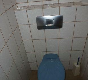 Schmutzige Ablage Toilette Sauna Landhotel Rappenhof