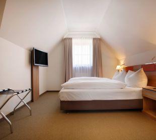 Suite Schlafzimmer Hotel Am Jakobsmarkt